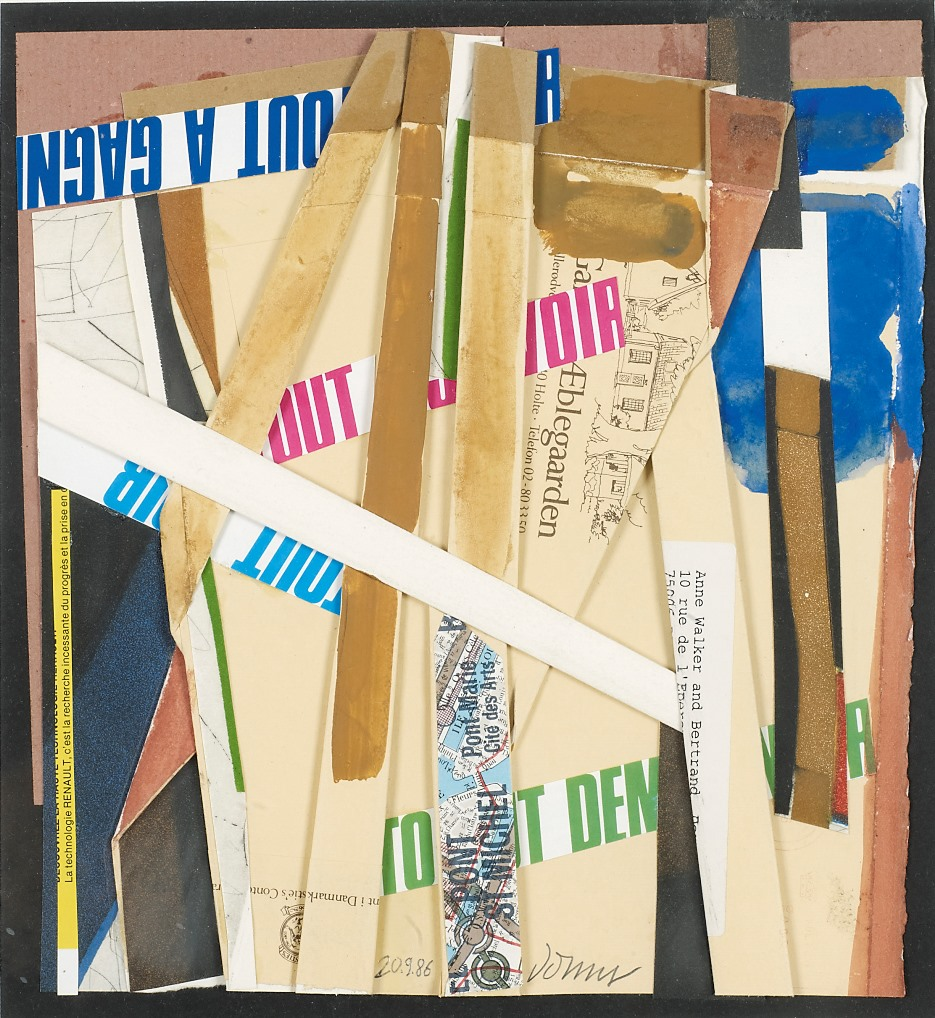 Composition dated 1986
