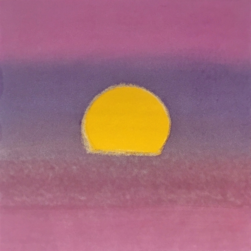 Sunset dated 1972