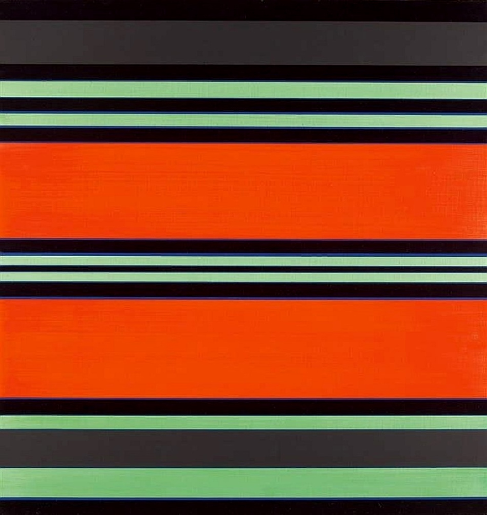 2 Rot, 1970 (2 red)