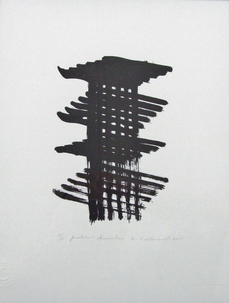 Quatrième dimension dated 2004.