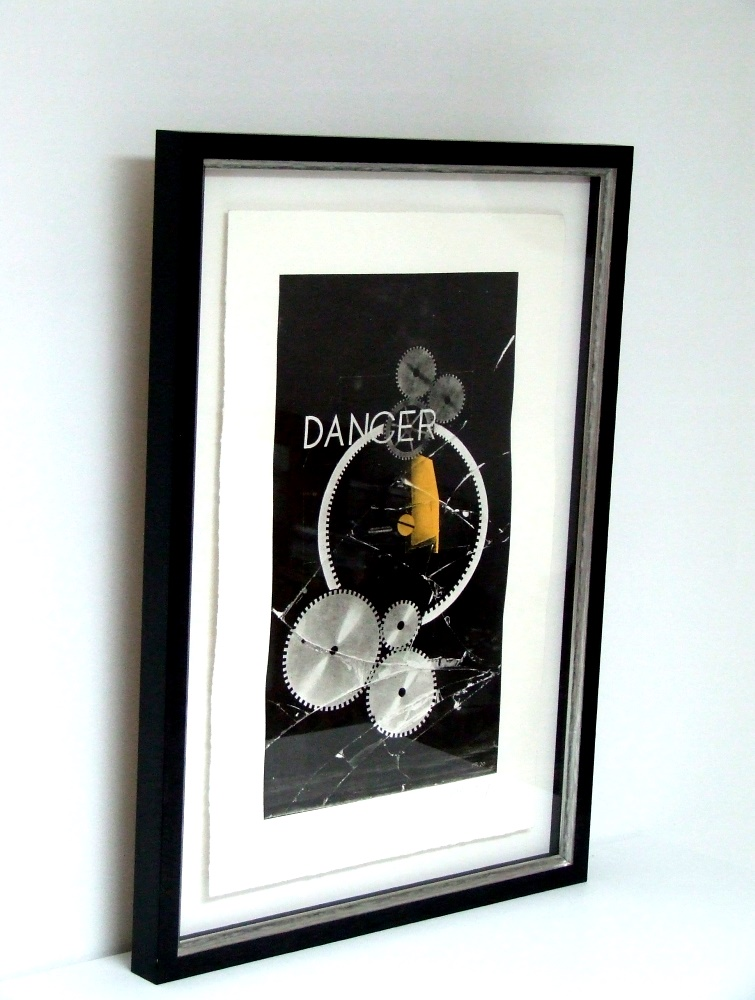 Dancer / danger created in 1972.