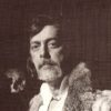 Jef Van Tuerenhout - Circa 1980 - Photocopie from original photograph - Collection Yoannick Ysebaert