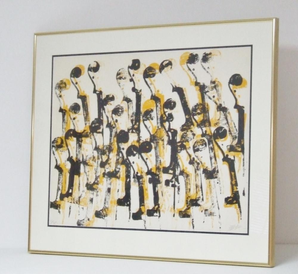 Symphonie, 1972 – With frame