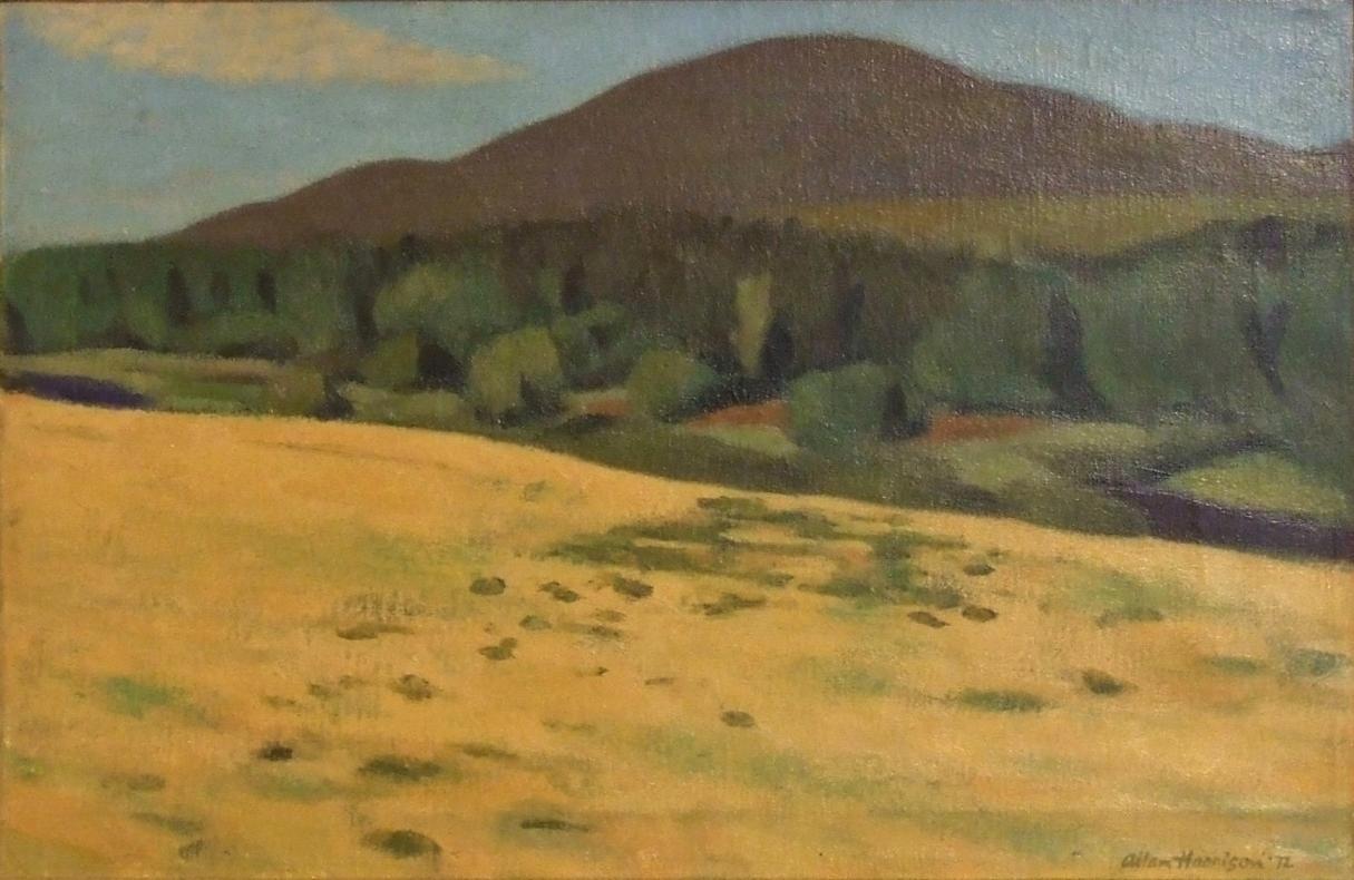 Near Abercorn dated 1972