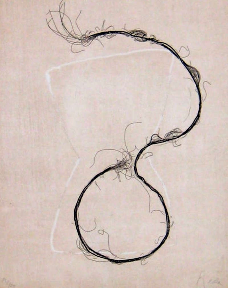 Ficelle (Rope), year of creation circa 1970.
