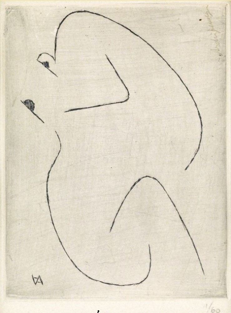 Two Figures, 1962