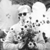 Andy Warhol and Flowers