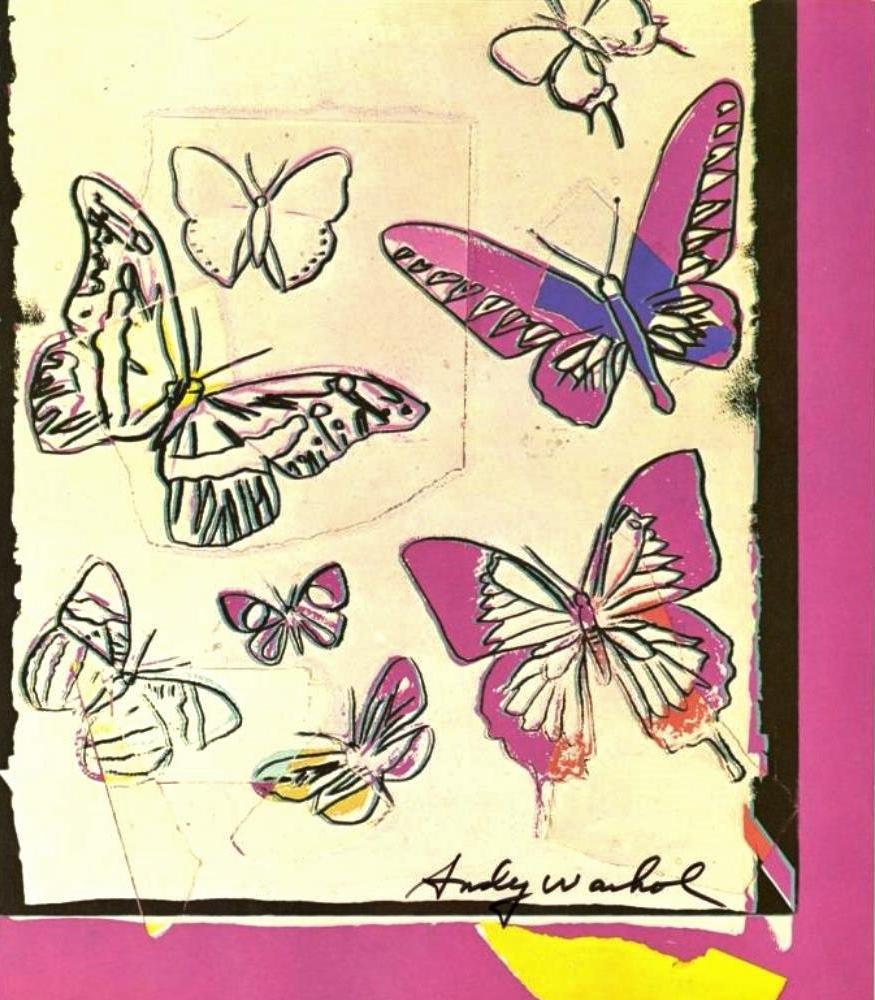 Butterflies 1986