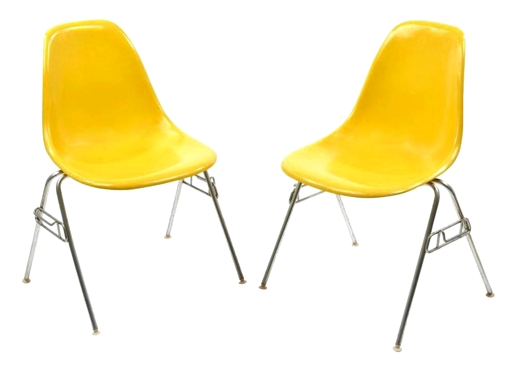 Charles EAMES (1907-1978) & Ray EAMES (1912-1988) chairs 'DSS', circa 1950 – Copie