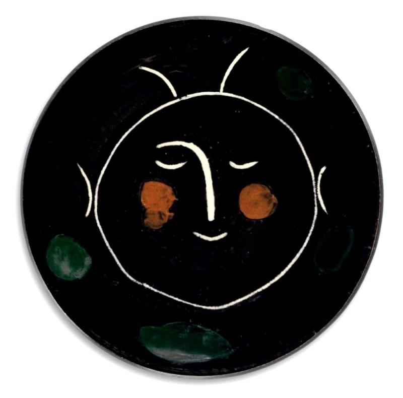 Black Face – 1948 (Plate – Service).