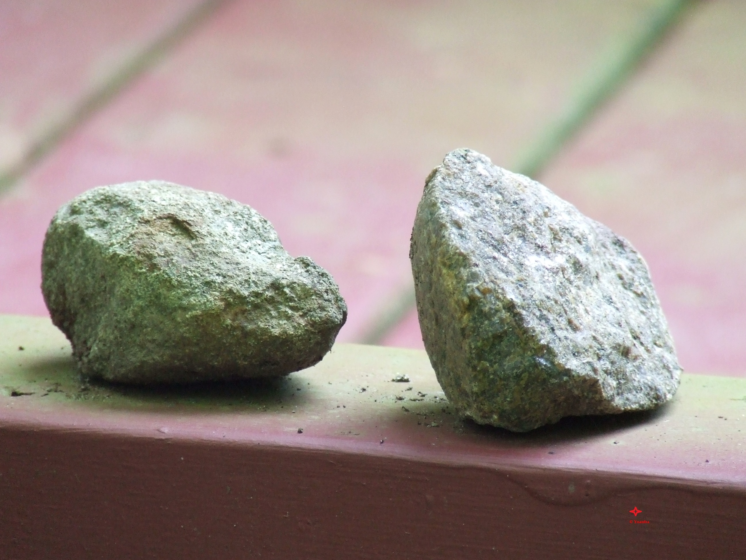 You have 2 messages; 2017 (Stones)