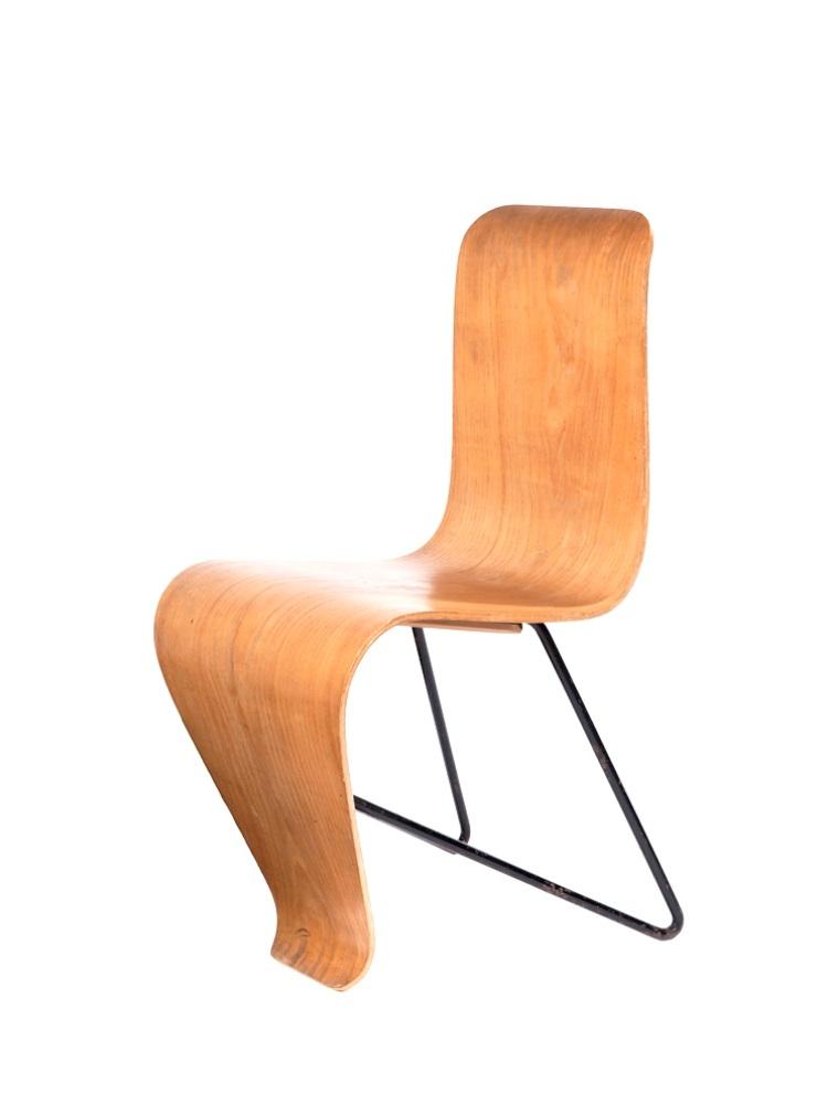 Bellevue Chair, circa 1950