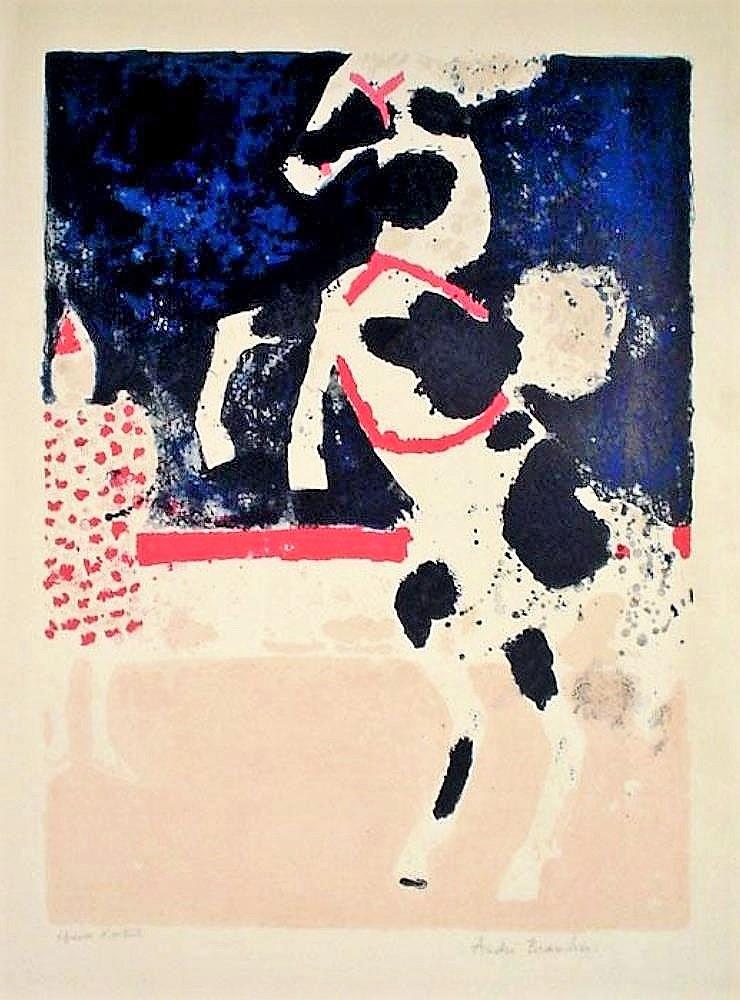 Cheval de cirque, 1965 (Circus horse)