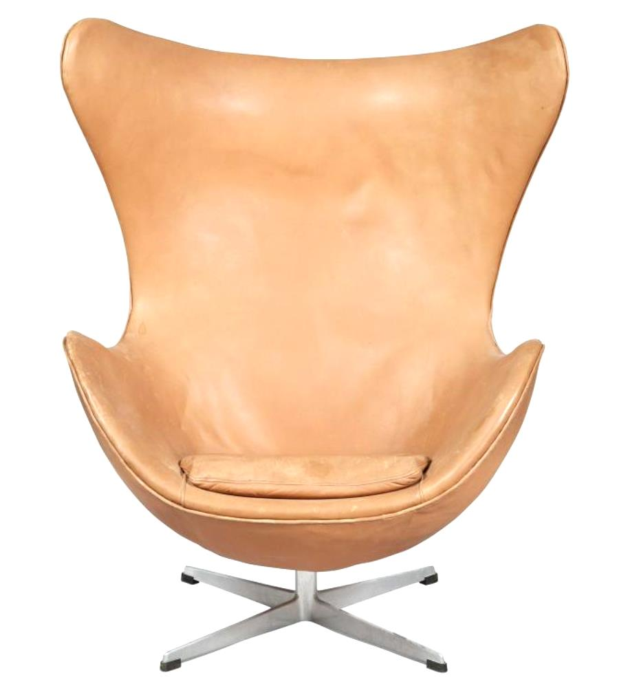 Egg chair designed in 1958.