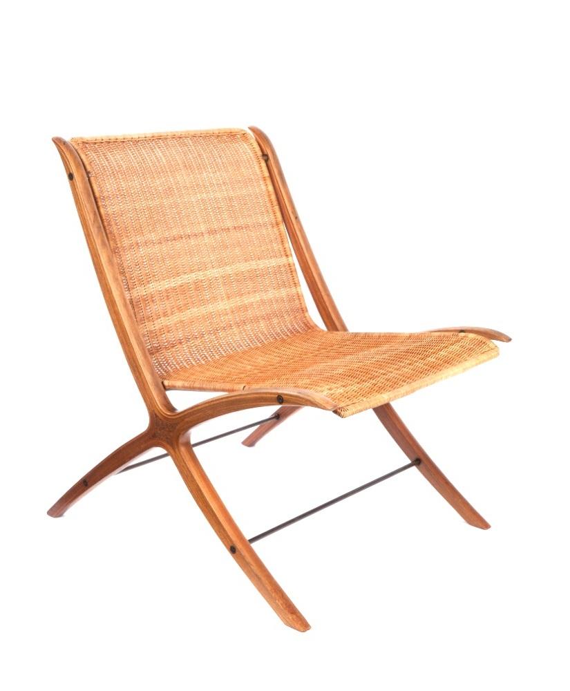 The X-Chair, circa 1960