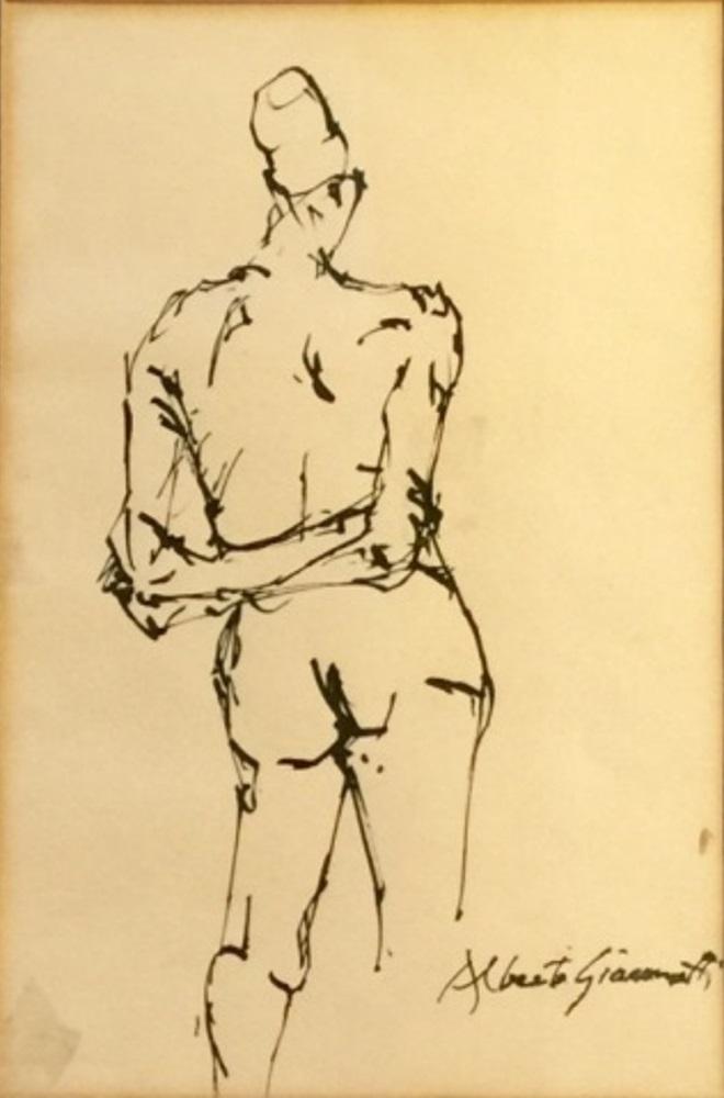 Sketch of a figure