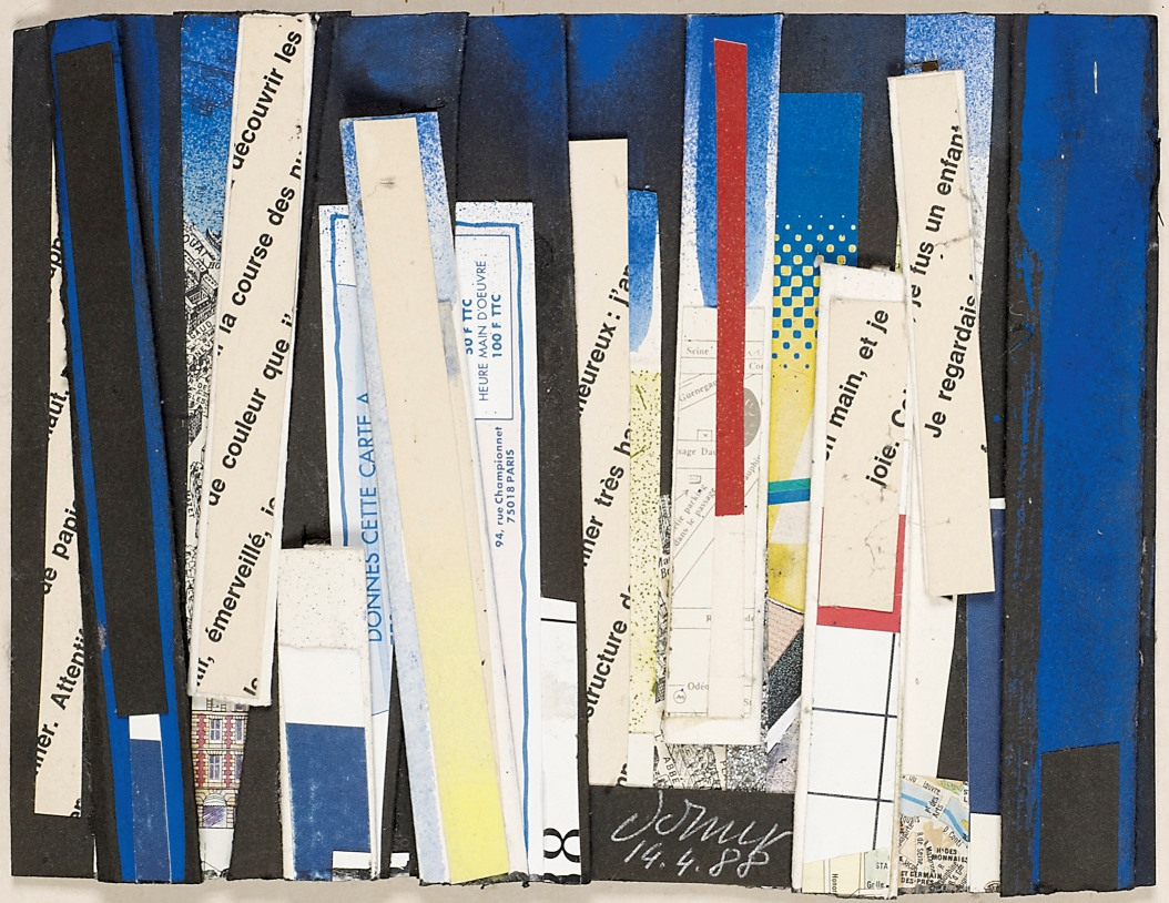 Composition dated 1988.