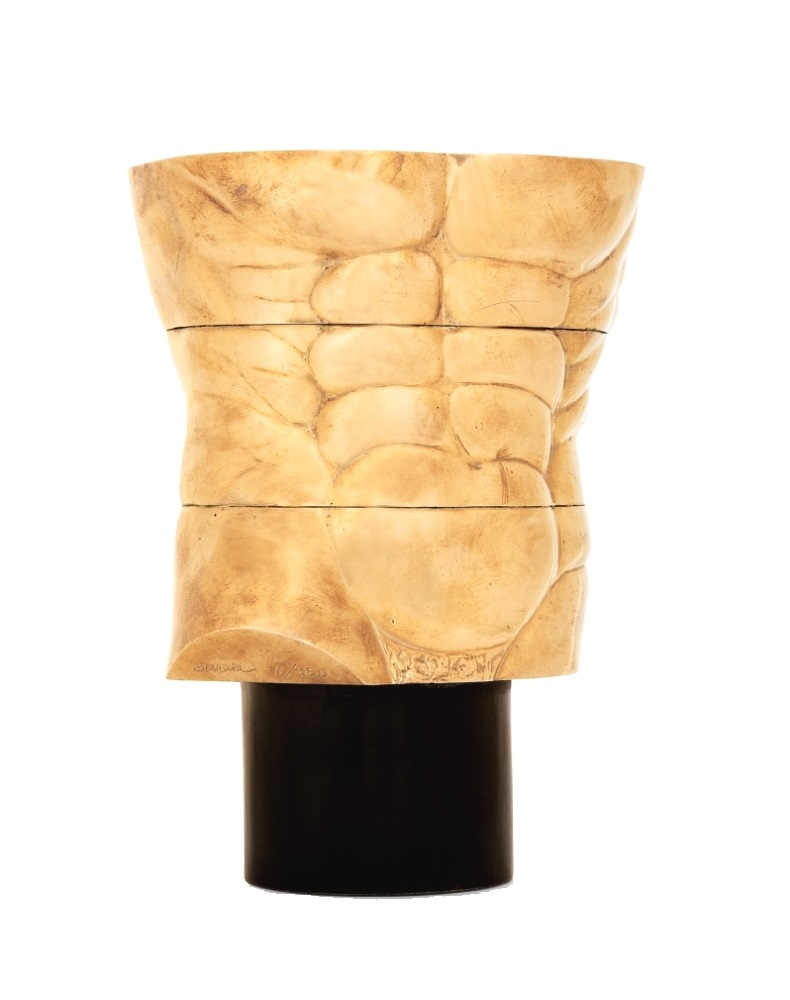 Torso Damiano, 1998 from Opus 413 series