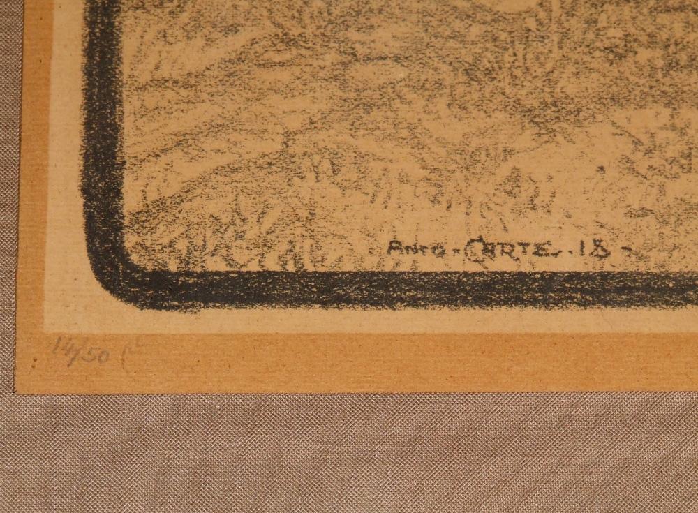 Église, 1918