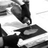 Arts graphiques - La gravure en creux - Intaglio printing - Acid prosess