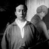 Anto Carte in his studio 1927