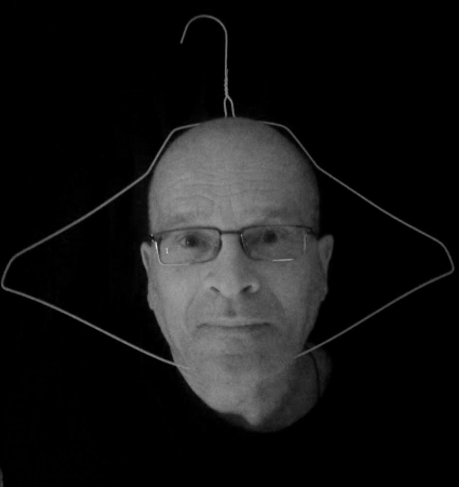 Dadaistic self portrait 2017