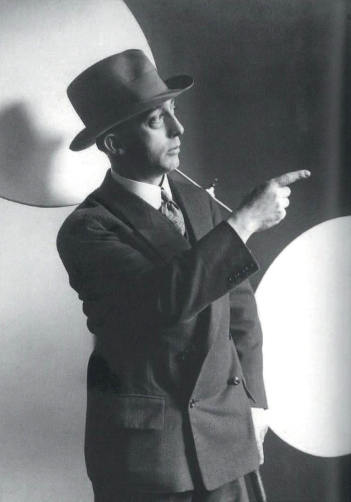 Floris Jespers en 1940.