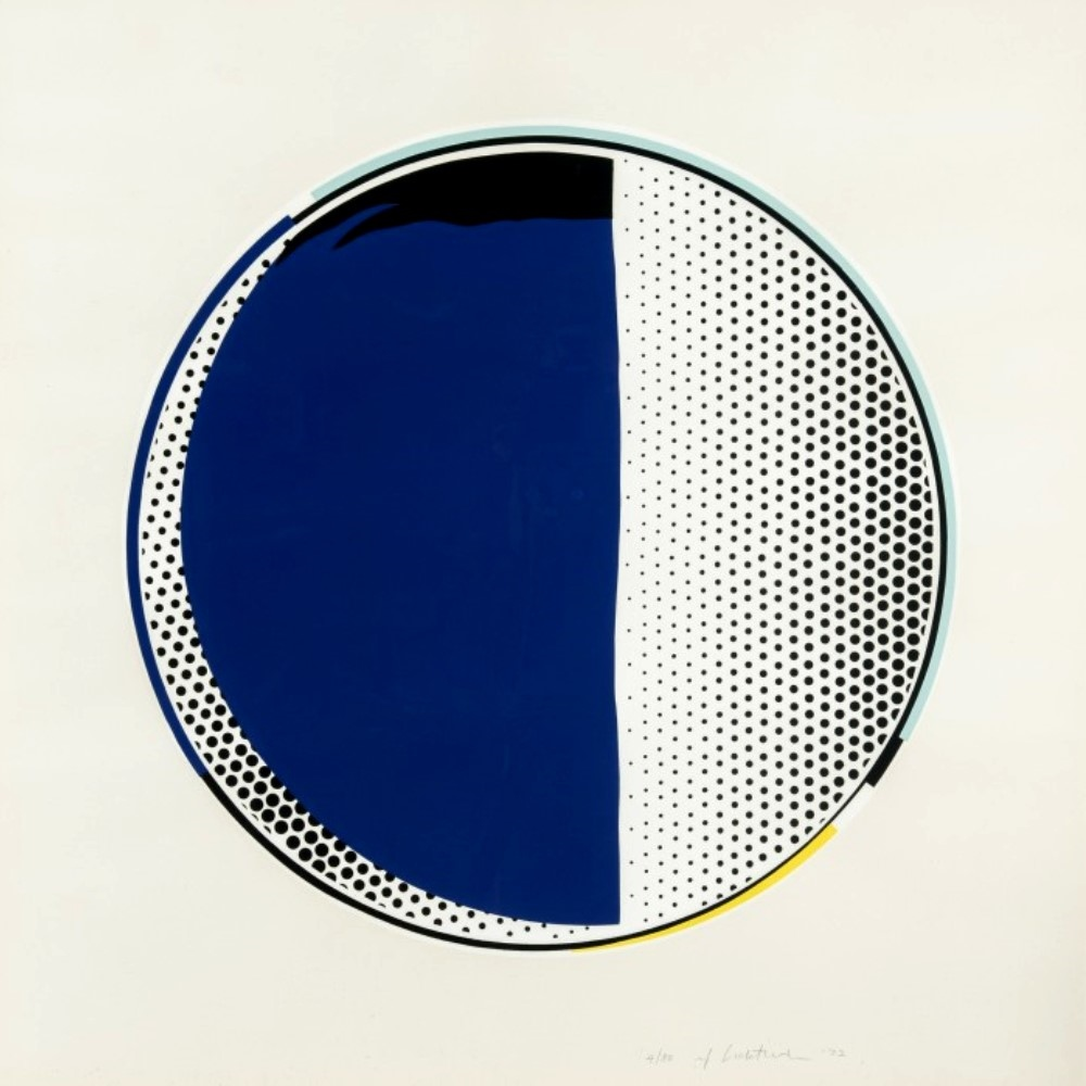 Mirror Series – Mirror #3 created in 1972,