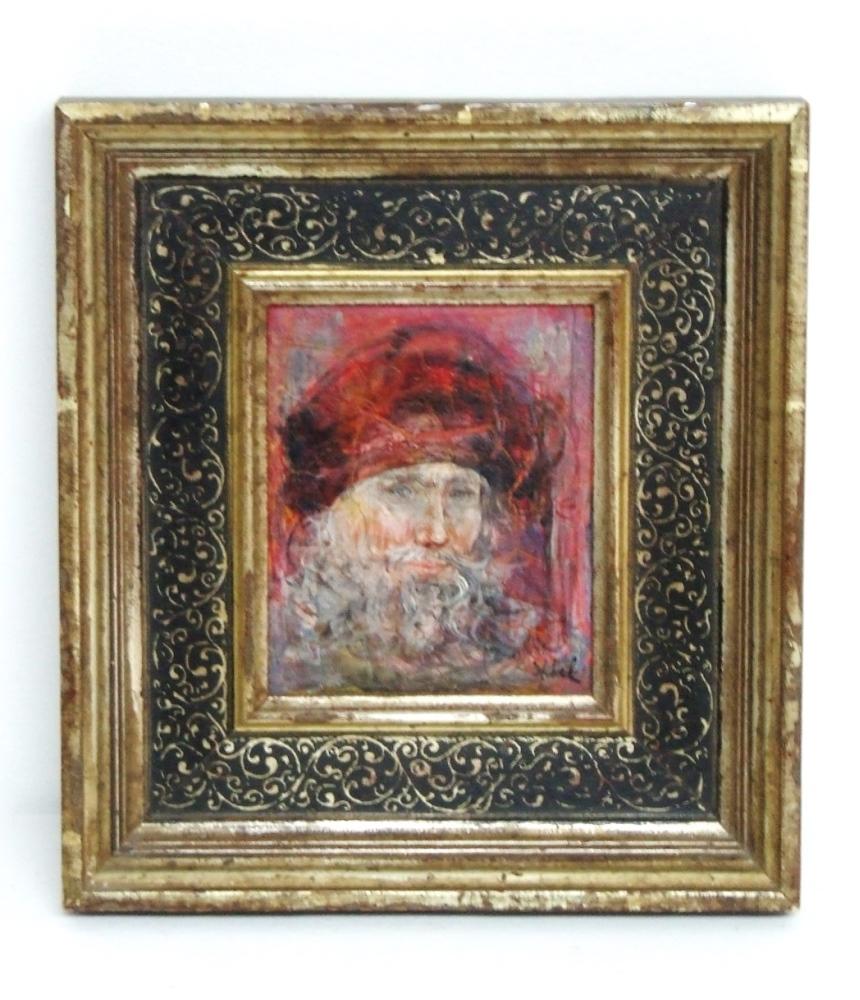Bearded man dated 1969