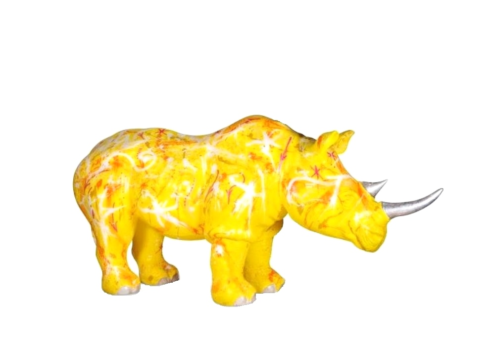 The Force of the Sun (Rhino) created in 2016.