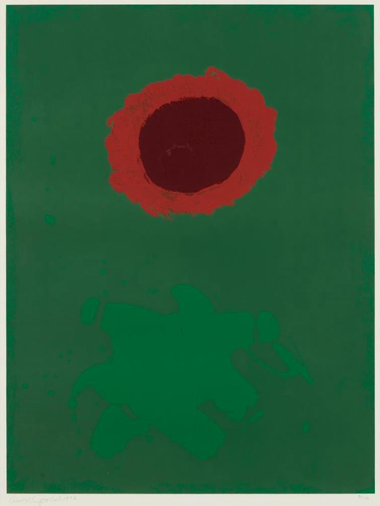 Chrome Green, 1972