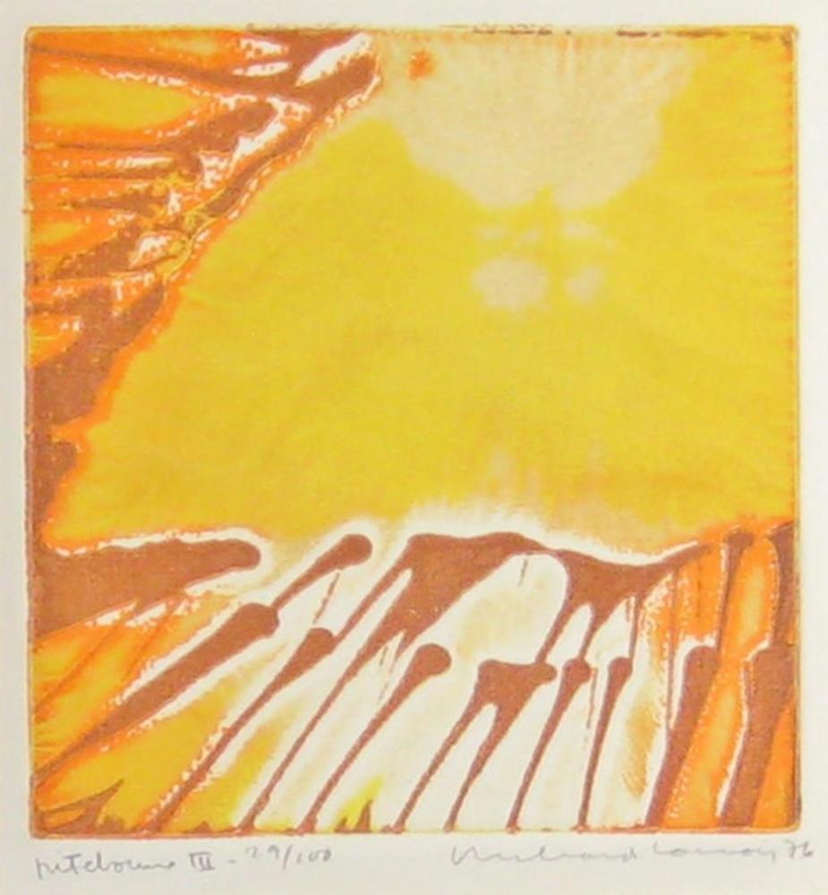 Pitchoune III, dated 1976.