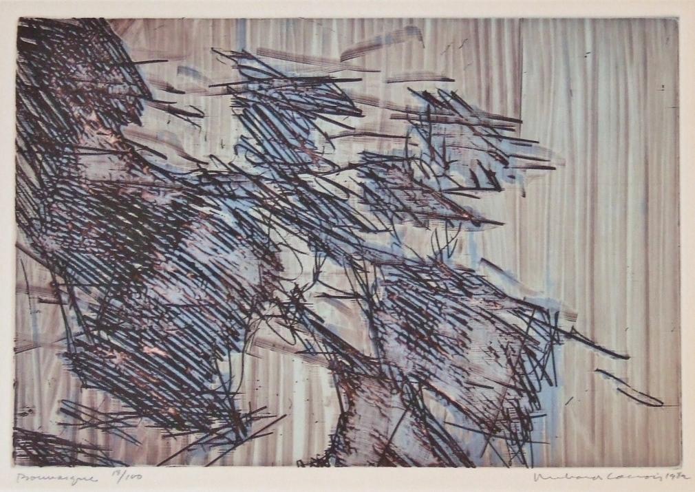 Bourrasque, 1982 (Wind gust)
