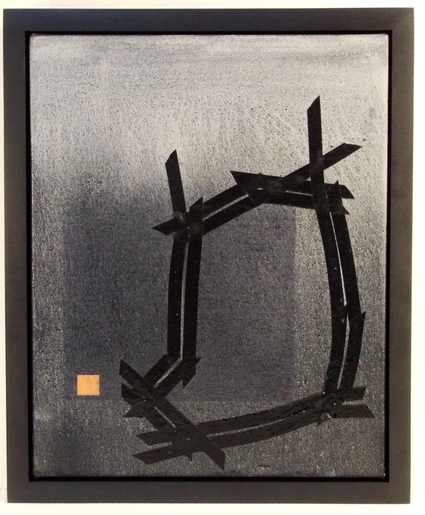 Untitled, 2010 – With frame