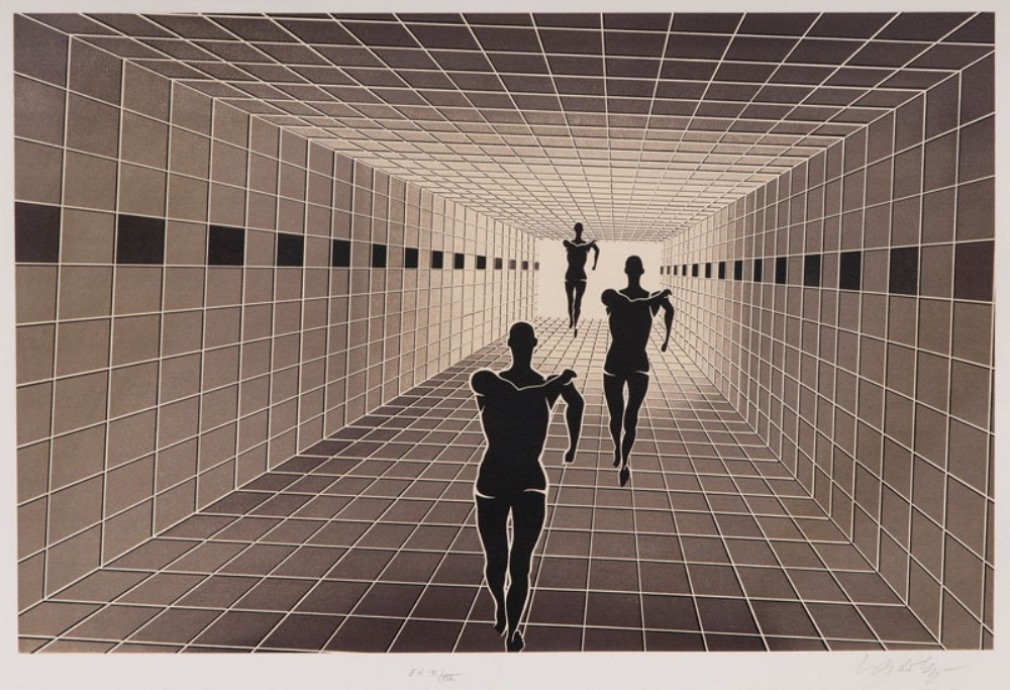 Perspective (Study) from 1986