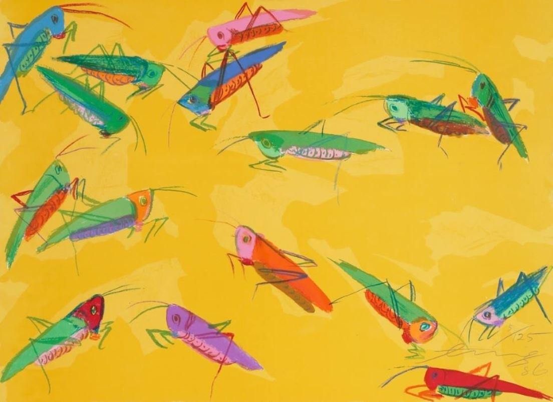 Grasshoppers, 1986