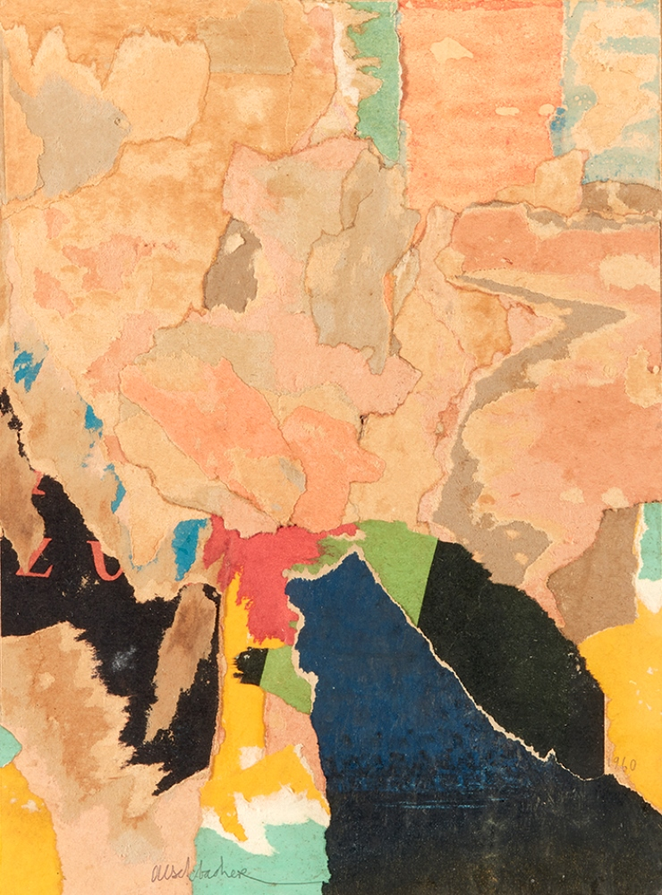 Composition – Untitled, 1960