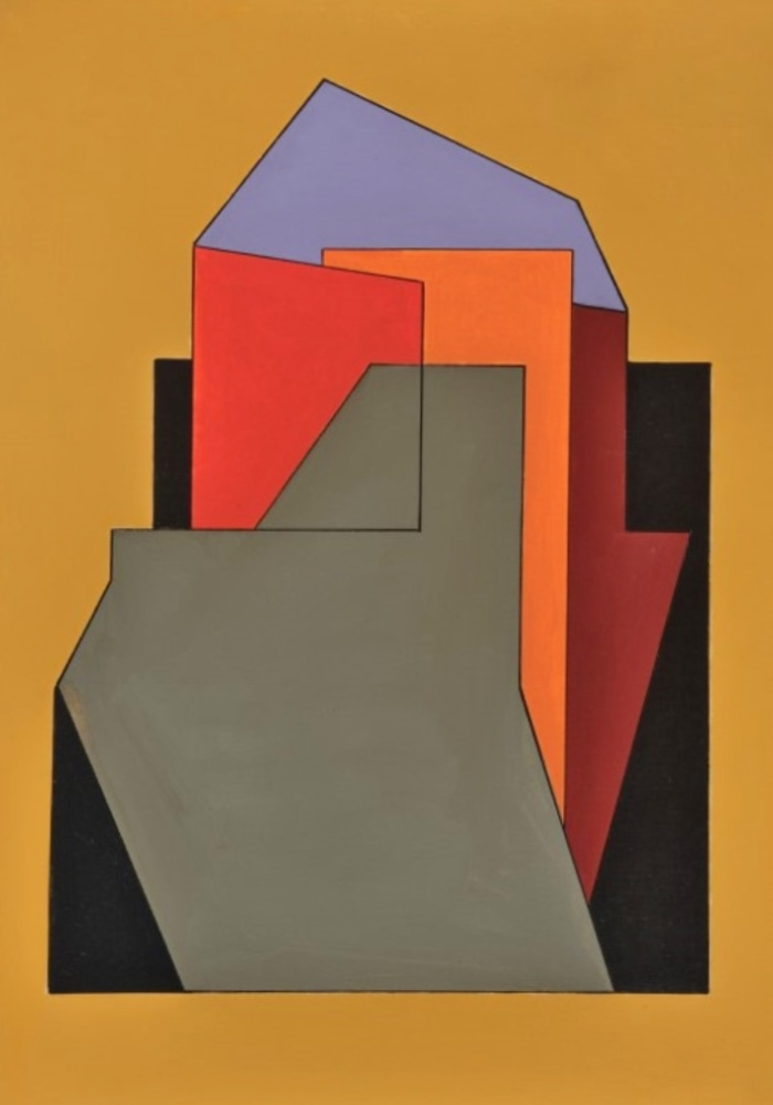 Compositie dated 1994. (Composition)
