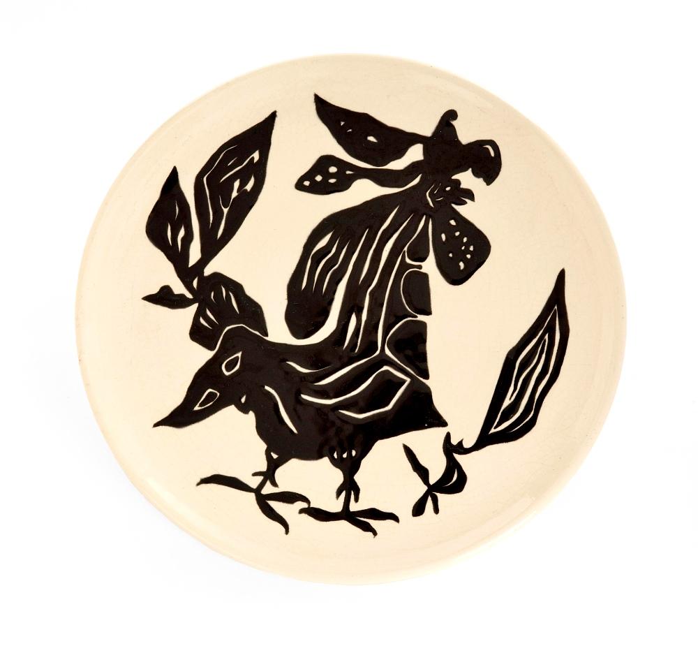 Le grand coq circa 1955-1960 (The big rooster)