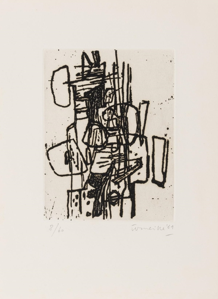 Untitled dated 1961