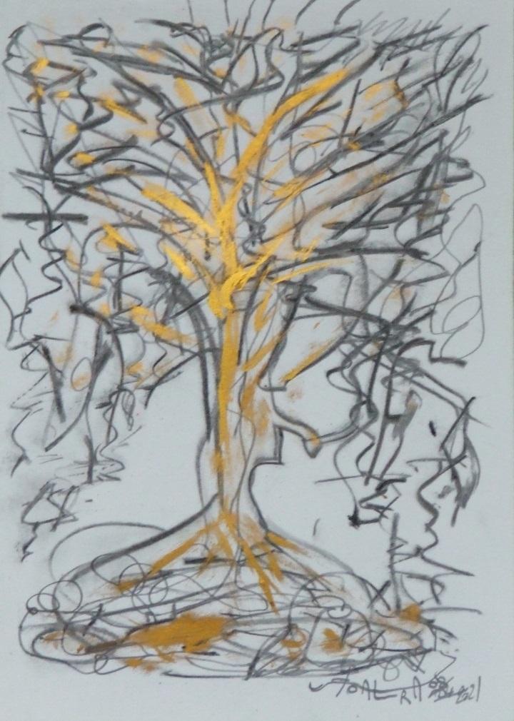 The Midas tree dated 2021