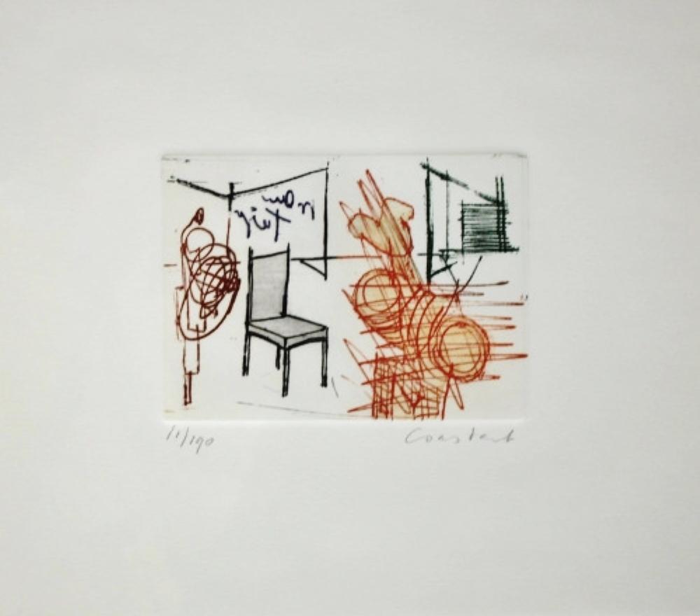 De stoel, 1971 (The chair)