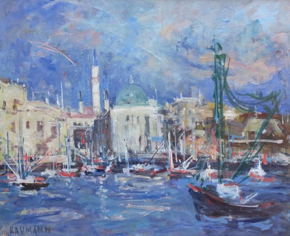 ; Le port (harbor)