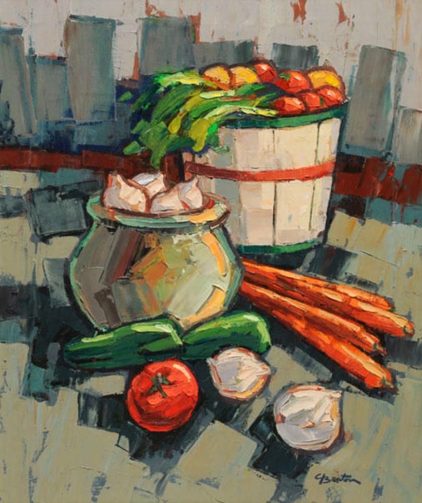 Légumes – Still life (vegetables)